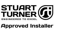 approved stuart turner instraller