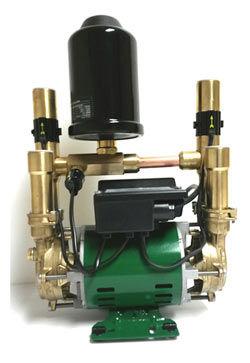 Stuart Turner Water Pump Repair